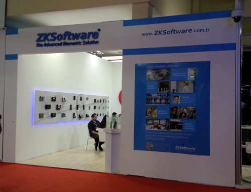 Zk software-İsaf fuarı